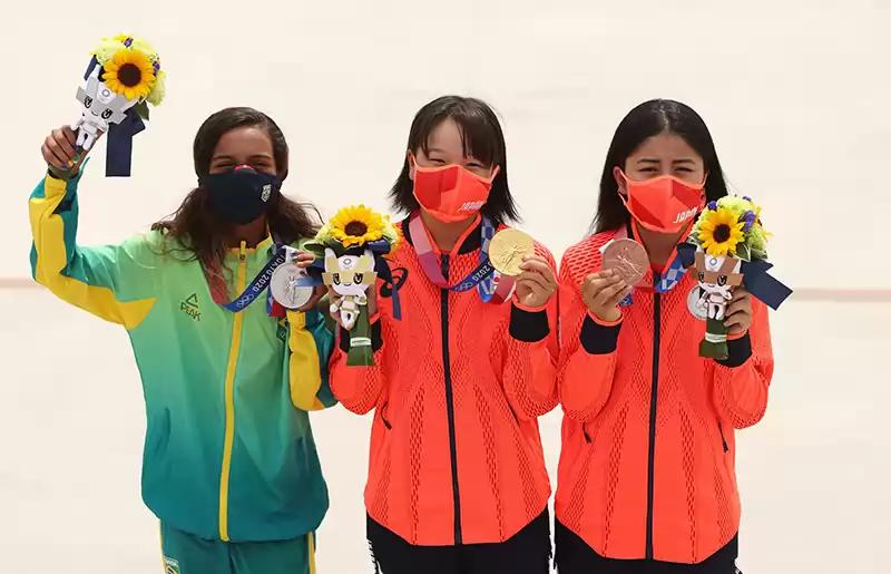 ओलम्पिकको पदक तालिकामा जापान शिर्ष स्थानमा, कुन देशले कति पदक जिते ?
